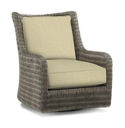 Tommy Bahama Home Cypress PointEstero Swivel Chair