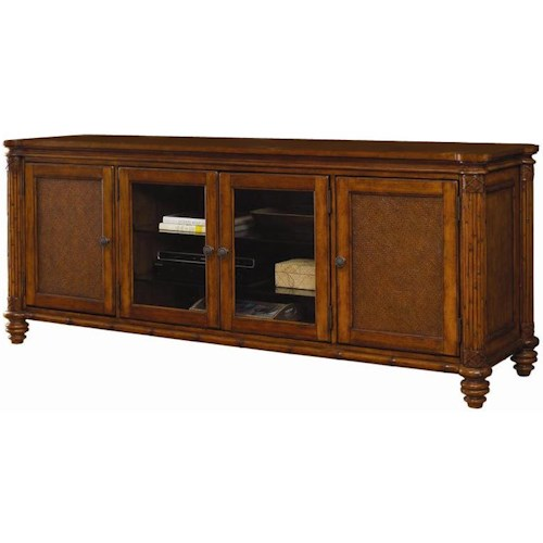 Tommy Bahama Home Island Estate Blake Entertainment Console