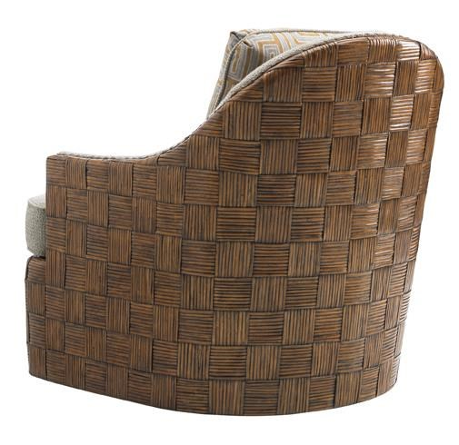 Tommy Bahama Home Island FusionNagano Swivel Chair