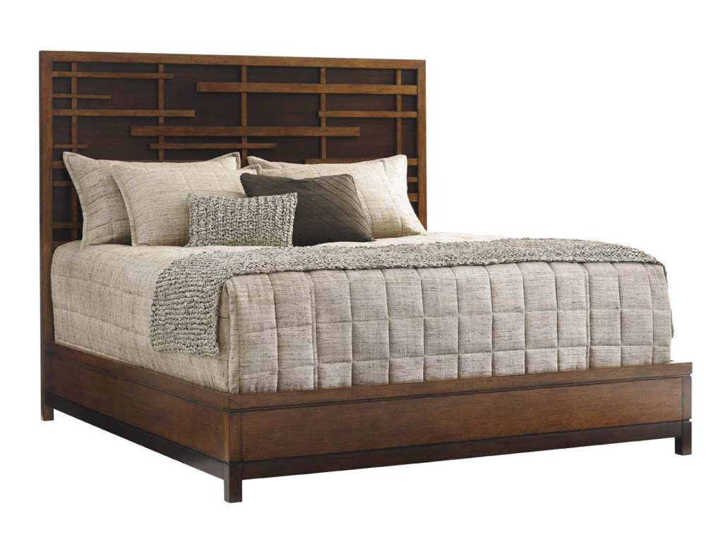 Shown with Shanghai Footboard, Not Included