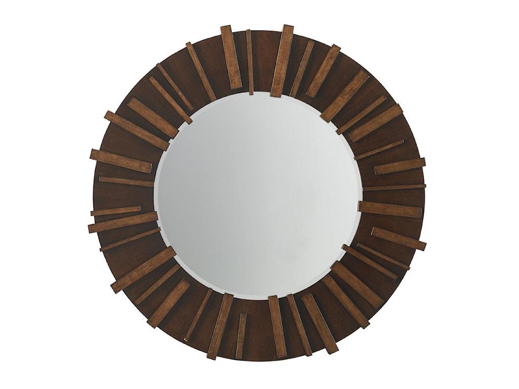 Tommy Bahama Home Island FusionKobe Round Mirror