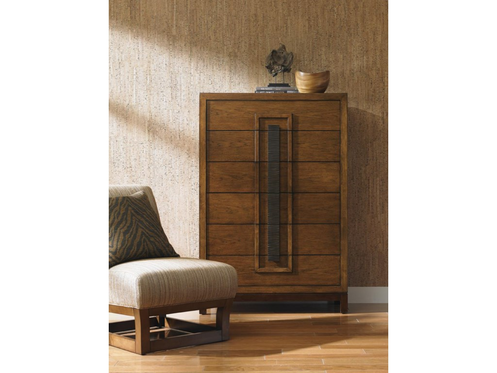 Tommy Bahama Home Island FusionJava Drawer Chest