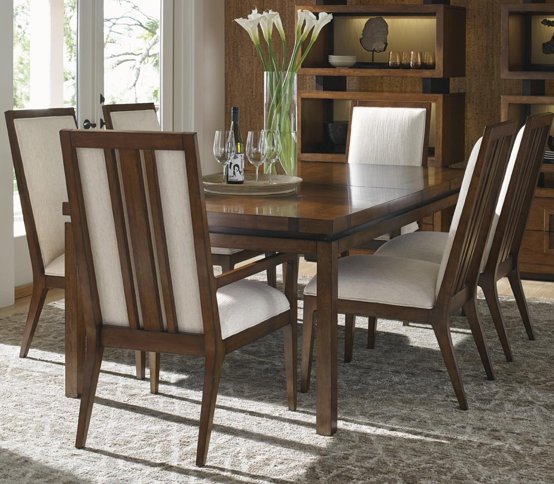 Tommy Bahama Home Island Fusion7 Piece Dining Set ...