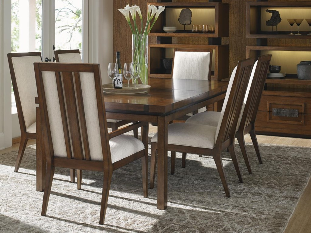 Tommy Bahama Home Island FusionMarquesa Rectangular Dining Table