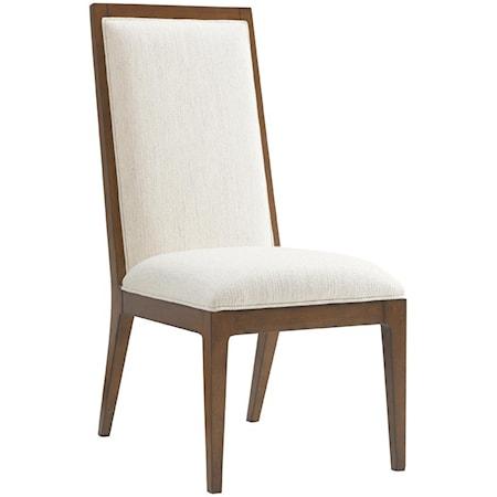 Natori Slat Back Side Chair