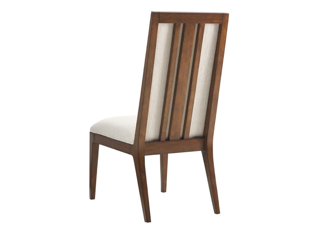 Tommy Bahama Home Island FusionNatori Slat Back Side Chair