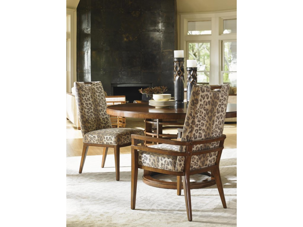 Tommy Bahama Home Island FusionColes Bay Customizable Side Chair
