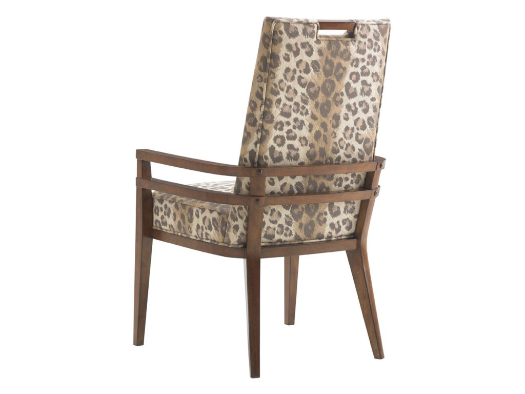 Tommy Bahama Home Island FusionColes Bay Customizable Arm Chair