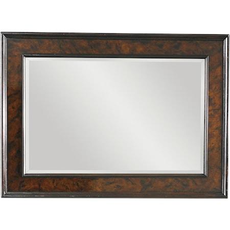 Somerton Landscape Mirror