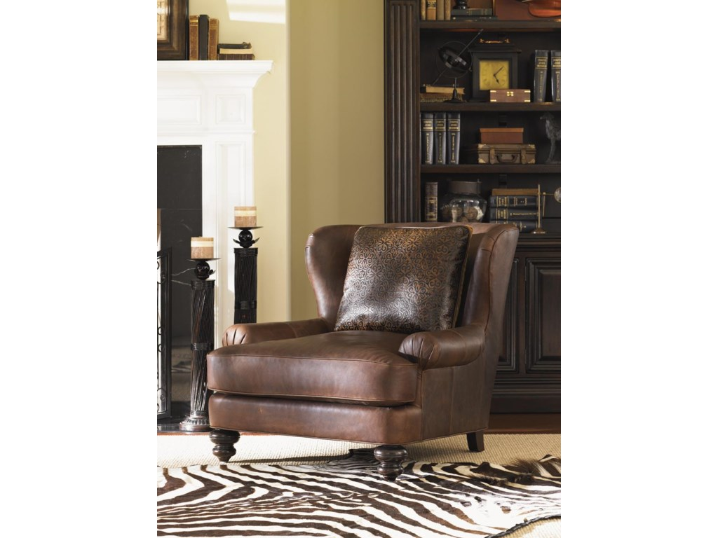 Tommy Bahama Home Tommy Bahama UpholsteryKent Chair