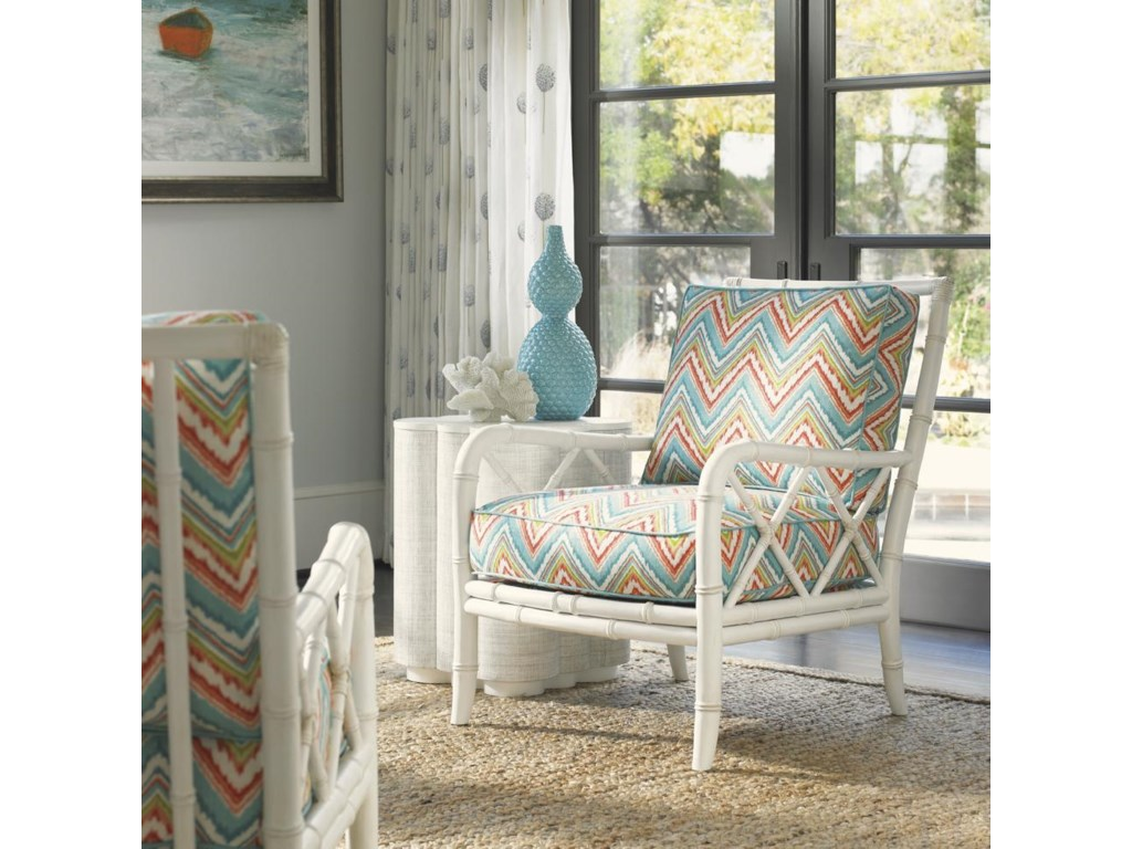 Show with Spar Point Chairside Table