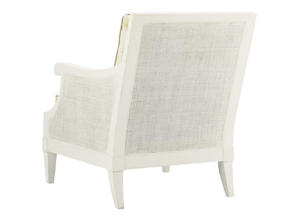Tommy Bahama Home Ivory KeyMarley Chair