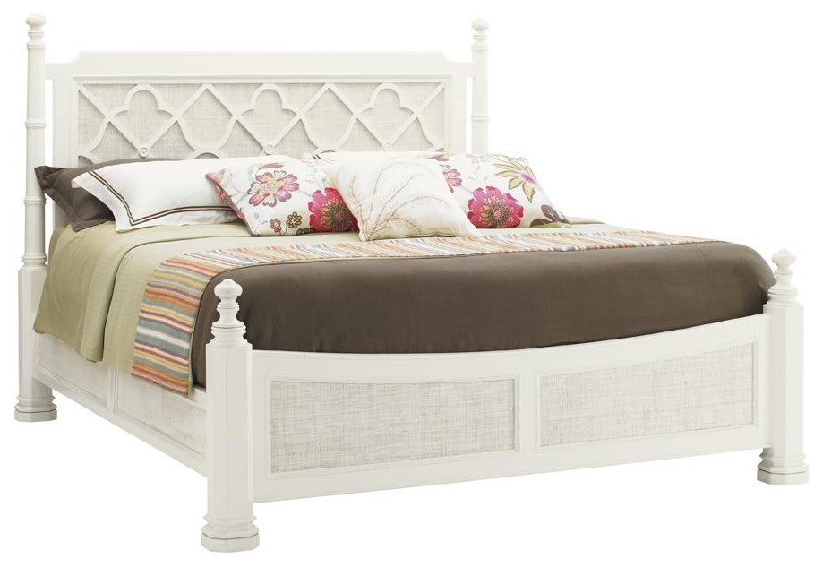Shown as Low Poster Bed