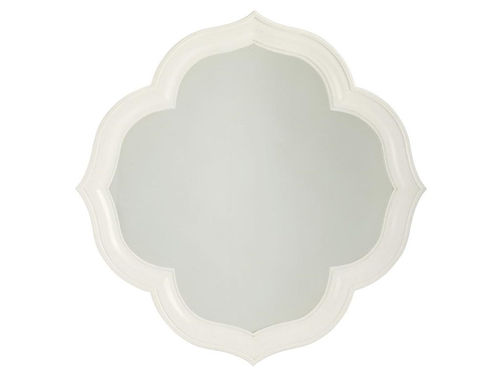 Tommy Bahama Home Ivory KeyPaget Mirror