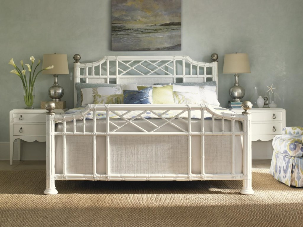 Shown with Pritchards Bay Panel Bed