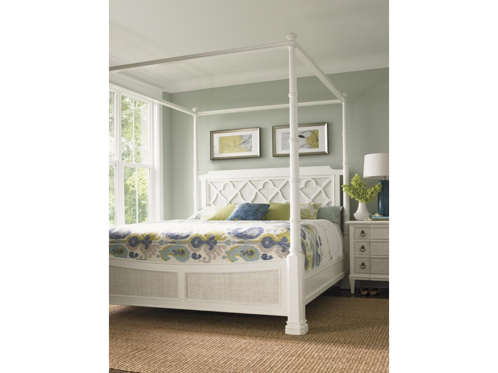 Shown with Southampton Poster Bed with Canopy Arrangement