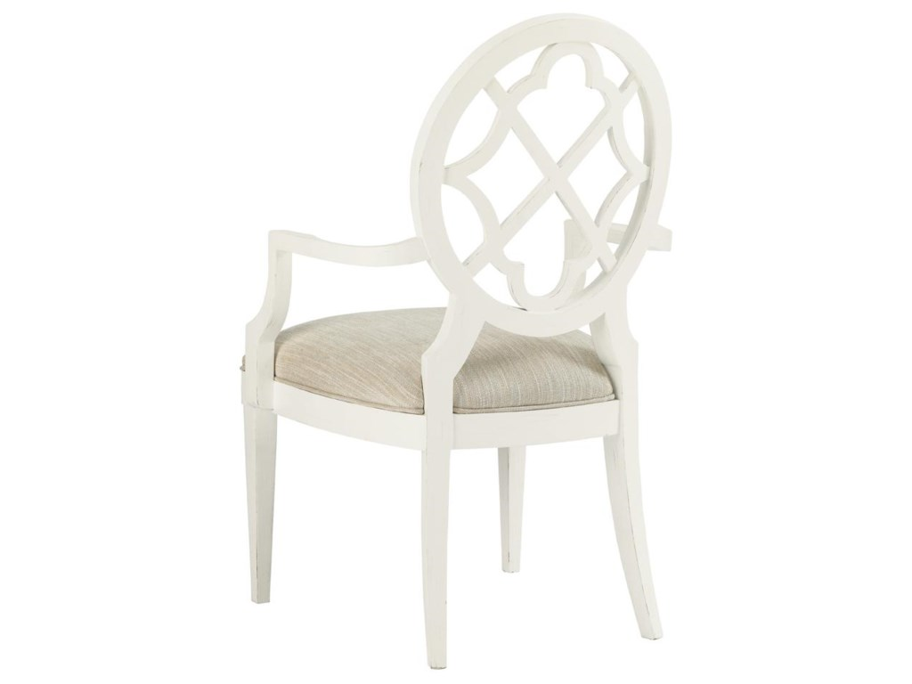 Mill Creek Dining Arm Chair Back