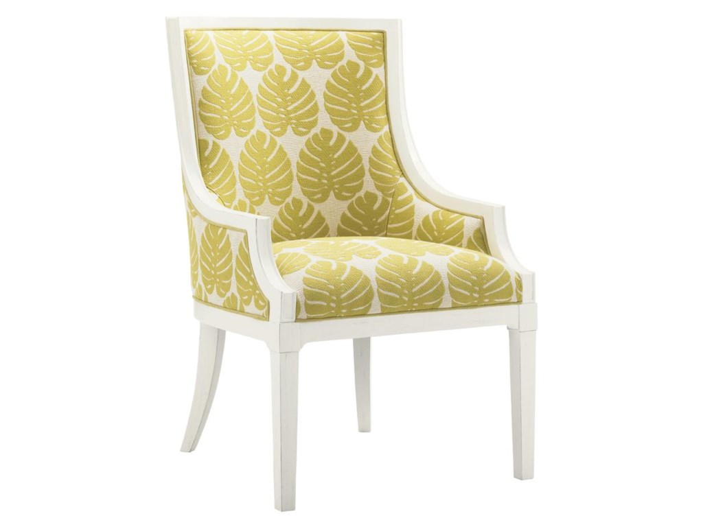 Aqua Bay Arm Dining Chair