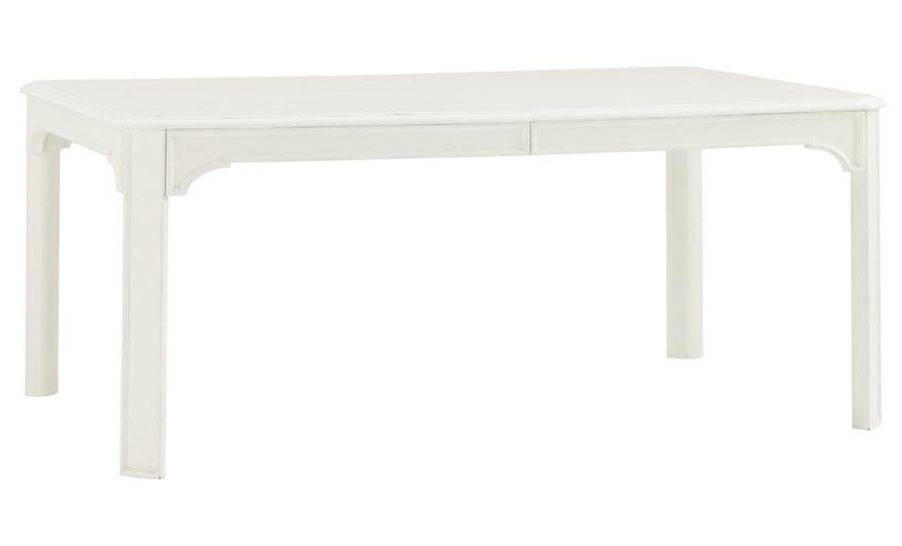 Tommy Bahama Home Ivory KeyCastel Harbour Dining Table