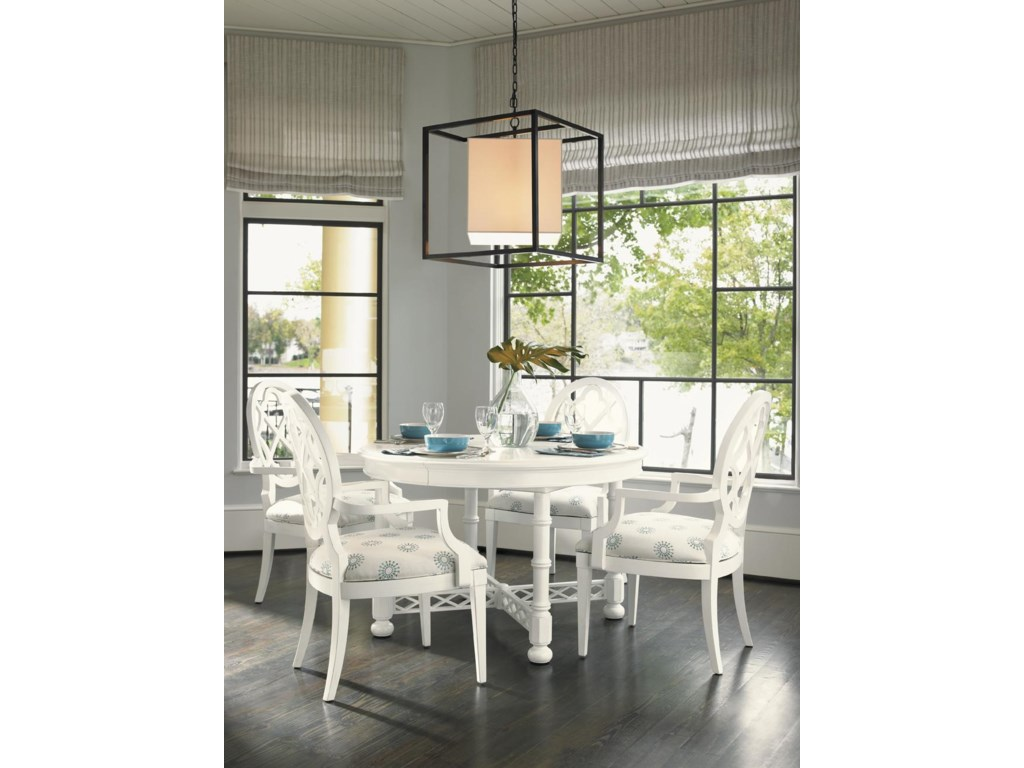 Shown with Mill Creek Side Chairs and Knapton Hill Dining Table