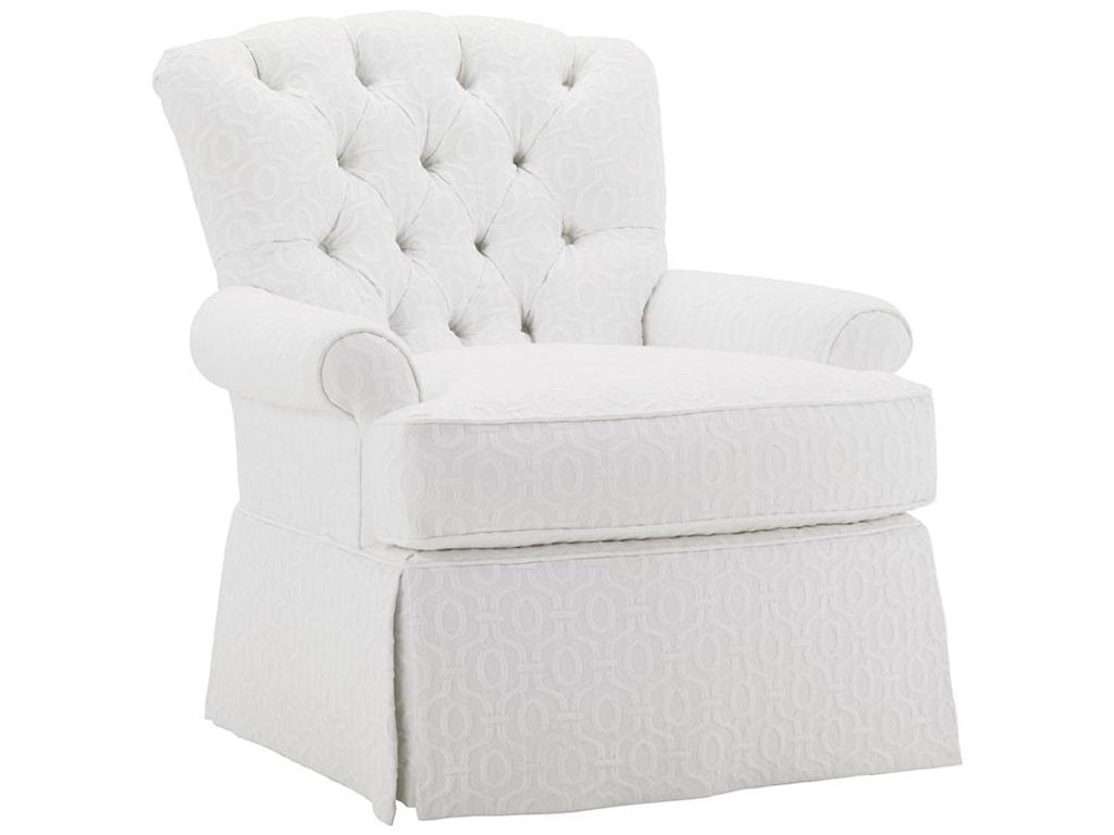 Tommy Bahama Home Ivory KeyLong Bay Chair
