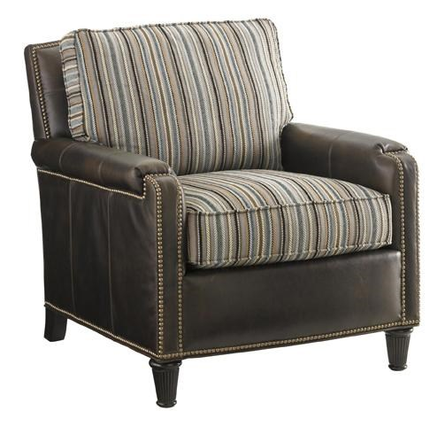 Tommy Bahama Home Kilimanjaro LL7274 11 Bishop Chair With ...