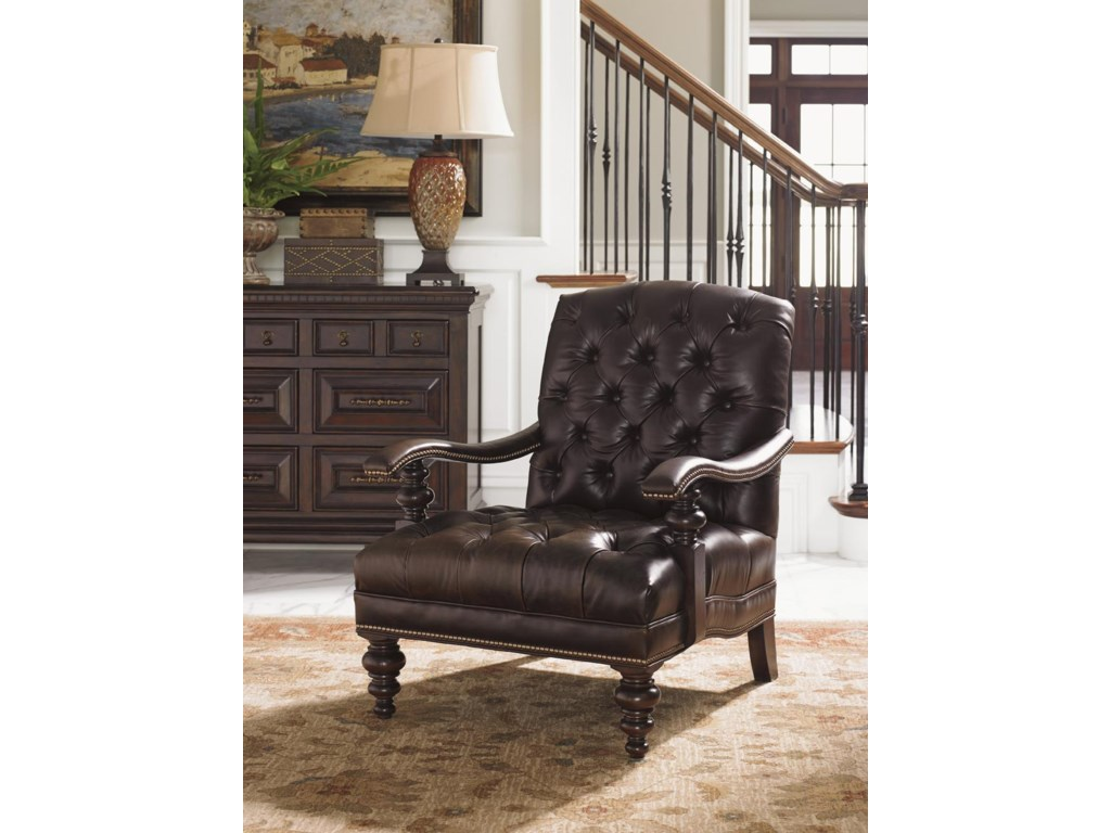 Tommy Bahama Home KilimanjaroAcapella Chair