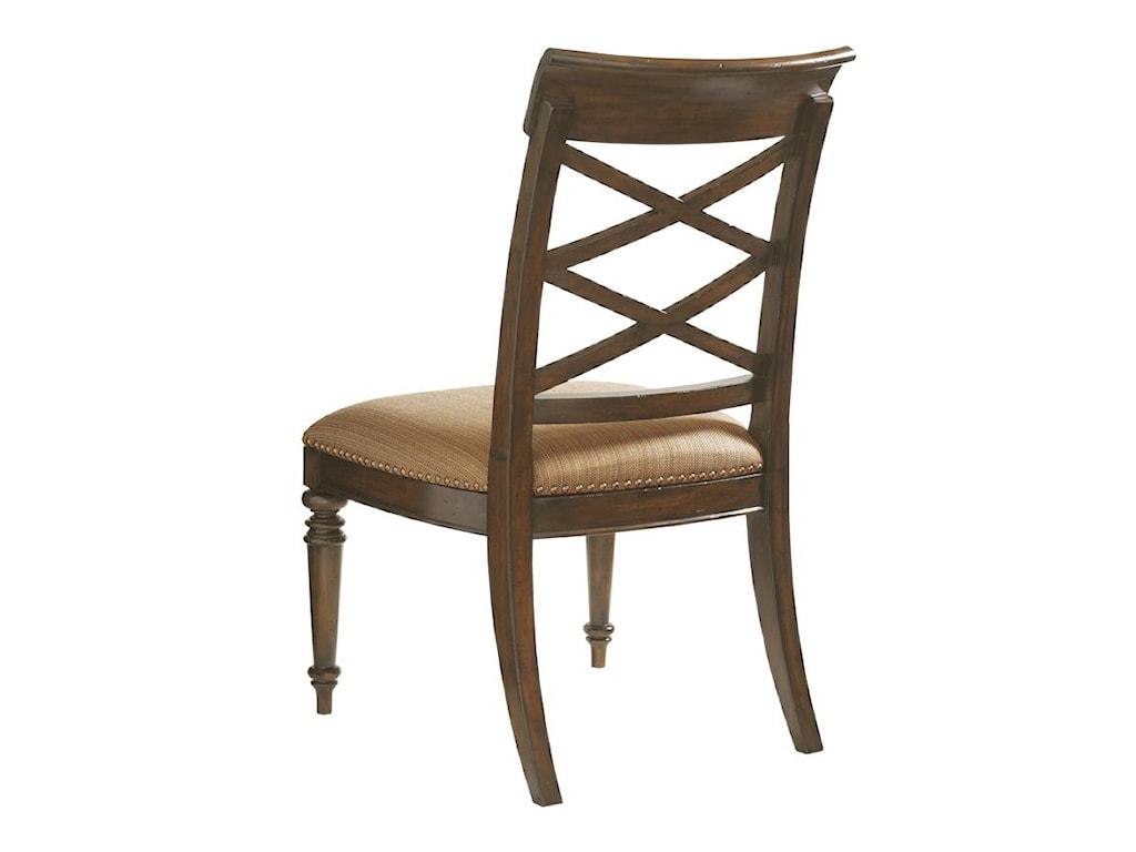 Tommy Bahama Home LandaraCedar Point Side Chair