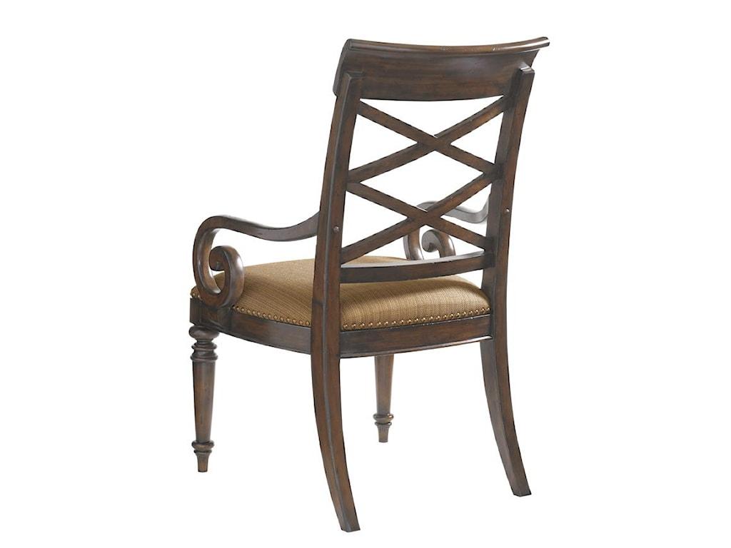 Tommy Bahama Home LandaraCedar Point Arm Chair