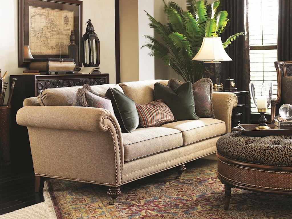 Tommy Bahama Home LandaraSouthport Sofa