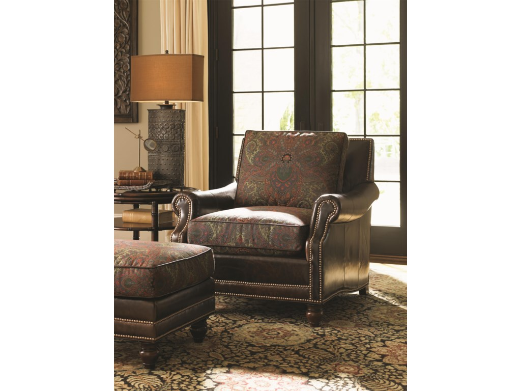 Tommy Bahama Home LandaraShoal Creek Chair