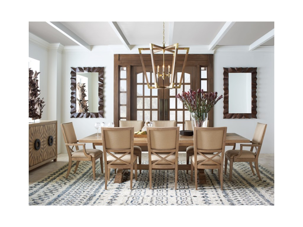 Tommy Bahama Home Los AltosFormal Dining Group