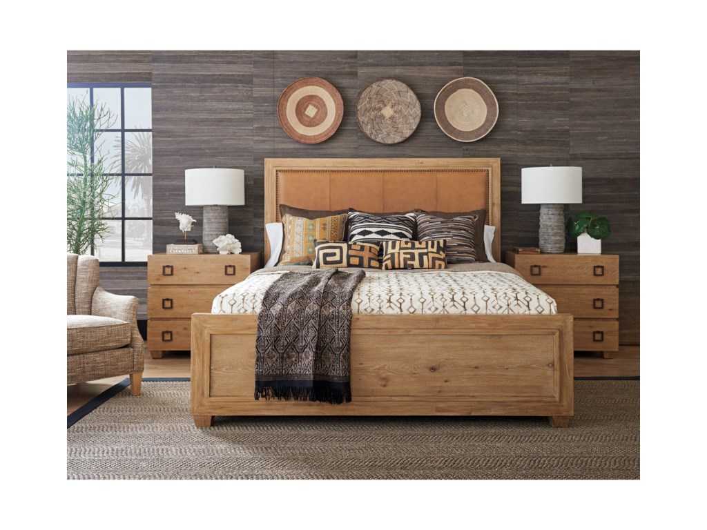 Tommy Bahama Home Los AltosKing Bedroom Group