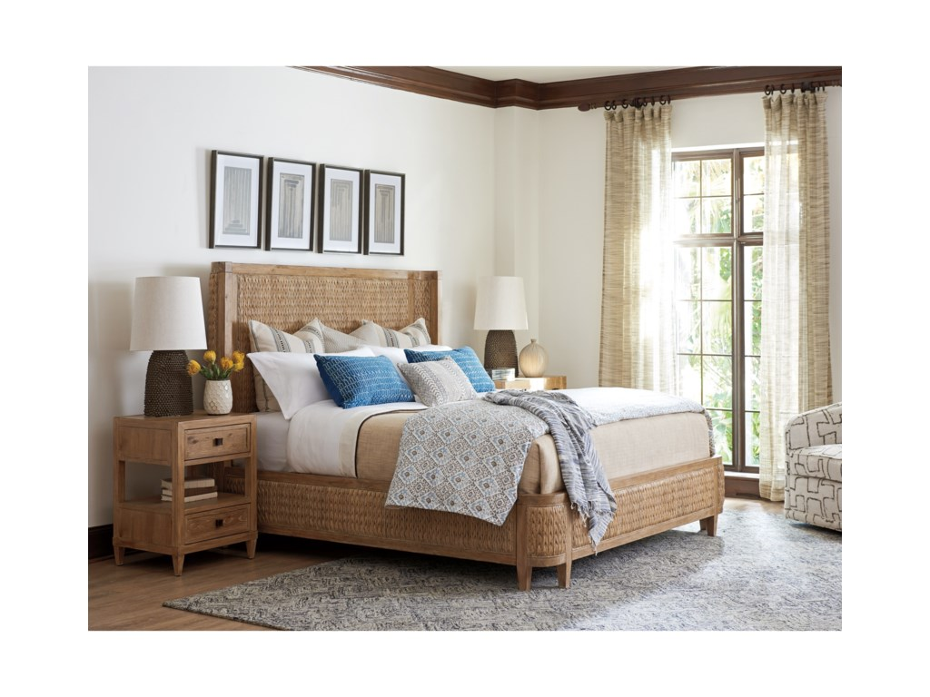 Tommy Bahama Home Los AltosQueen Bedroom Group