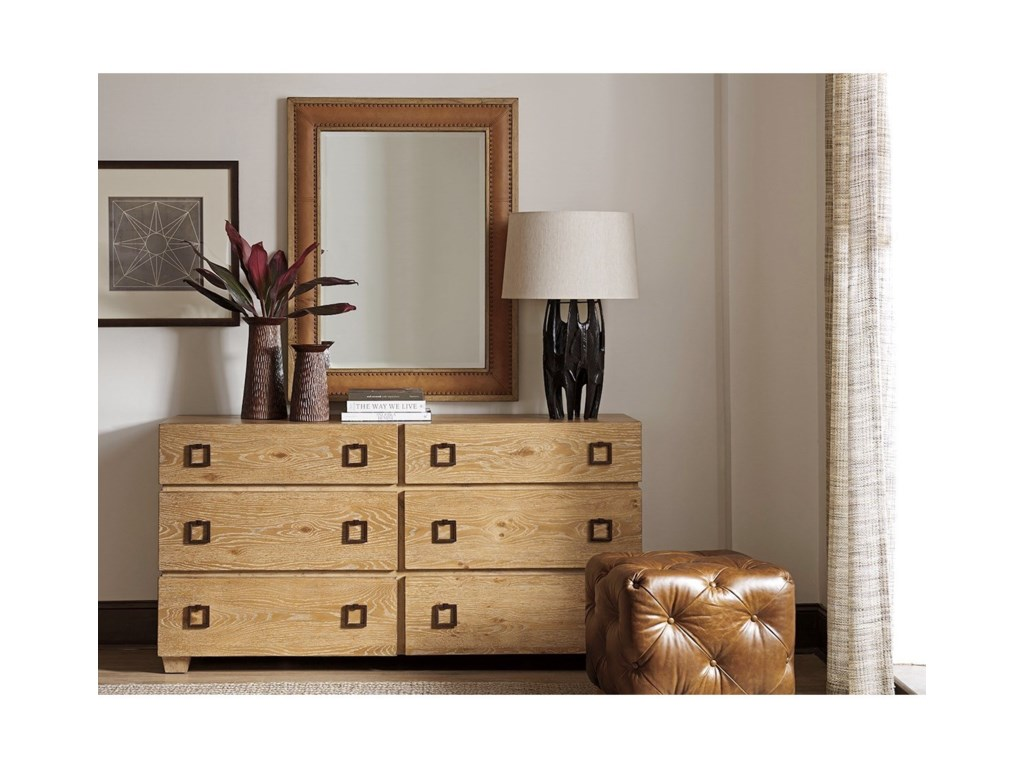 Tommy Bahama Home Los AltosArmiston Double Dresser