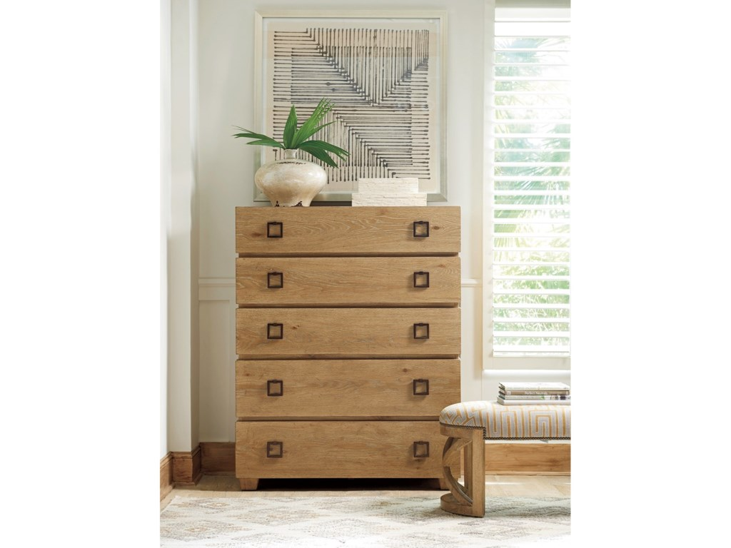 Tommy Bahama Home Los AltosCarnaby Drawer Chest