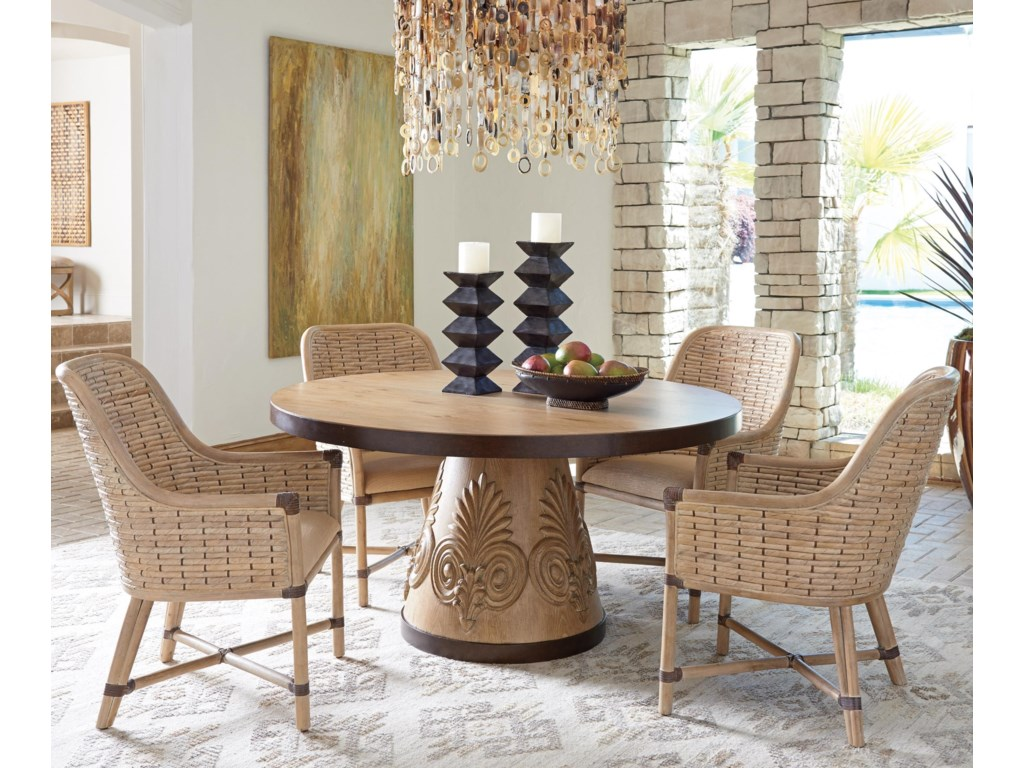 Tommy Bahama Home Los Altos5 Pc Dining Set