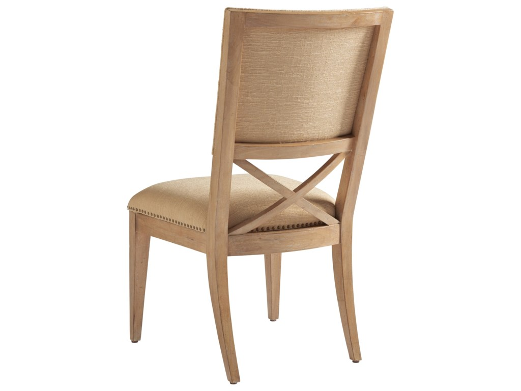 Tommy Bahama Home Los AltosAlderman Upholstered Side Chair