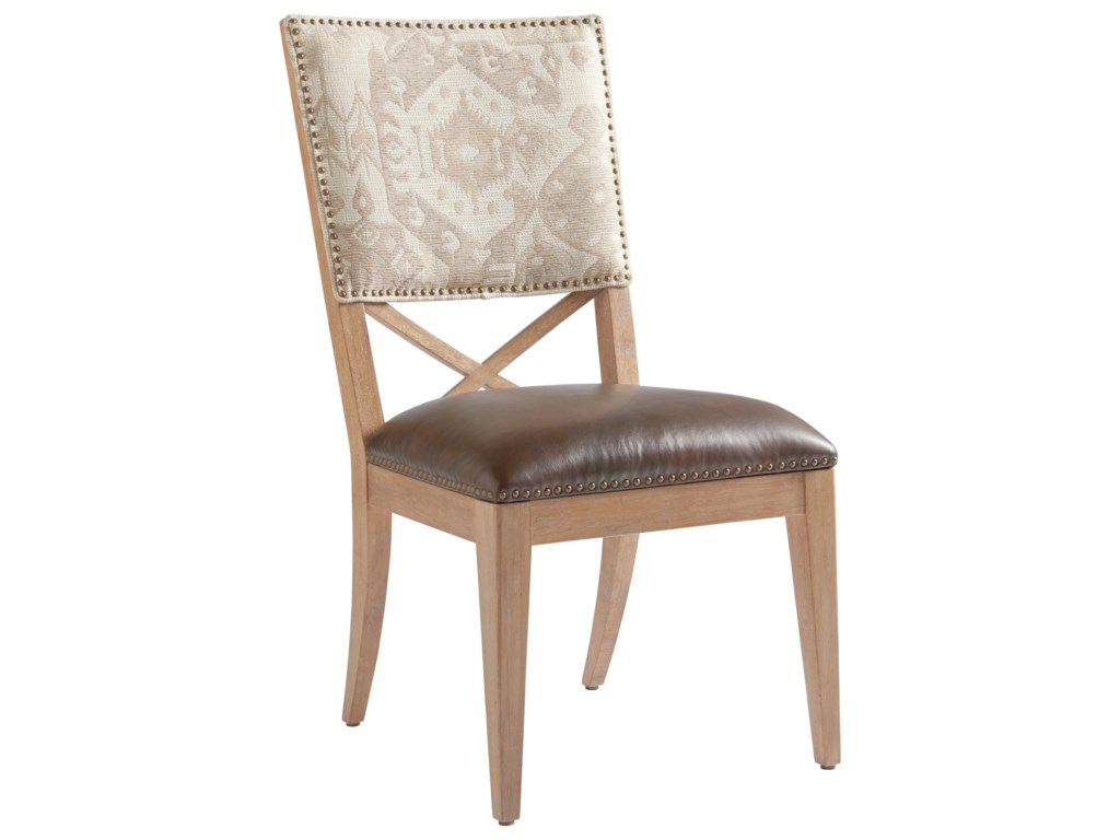 Tommy Bahama Home Los AltosAlderman Side Chair