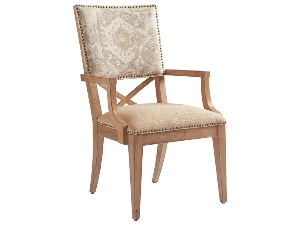 Tommy Bahama Home Los AltosAlderman Arm Chair