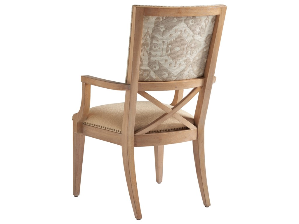 Tommy Bahama Home Los AltosAlderman Arm Chair