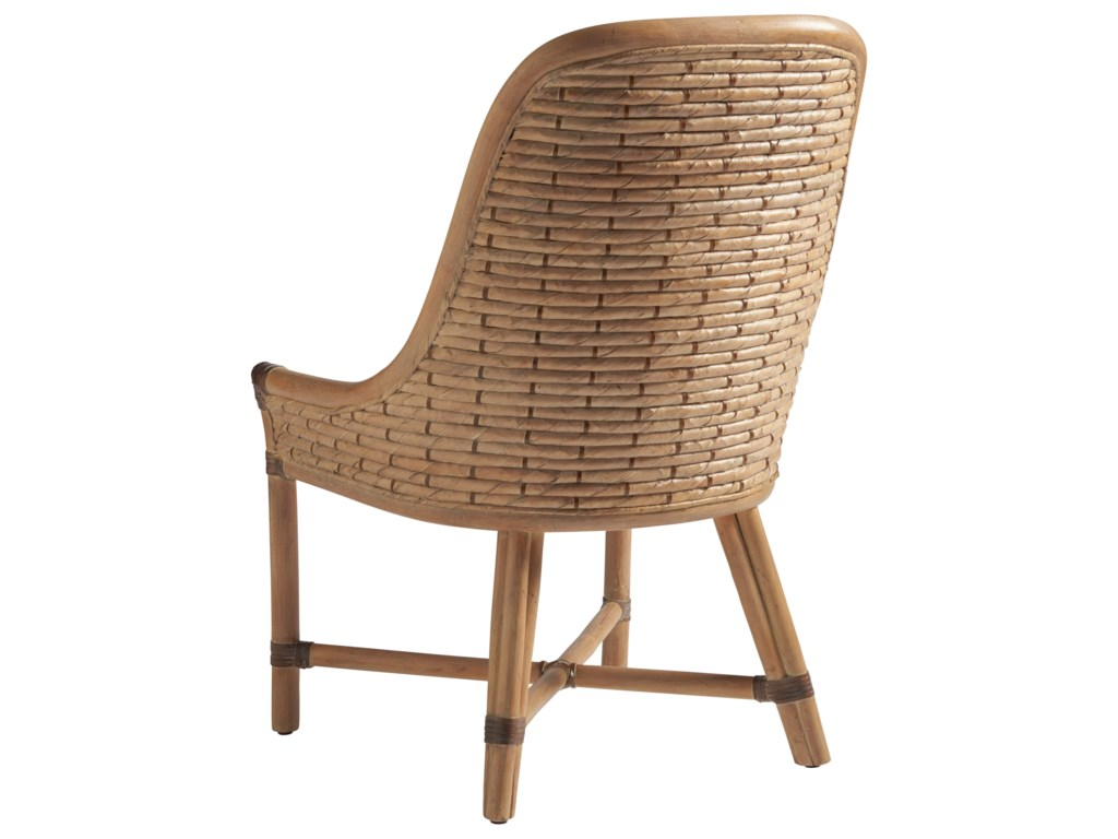 Tommy Bahama Home Los AltosKeeling Woven Side Chair