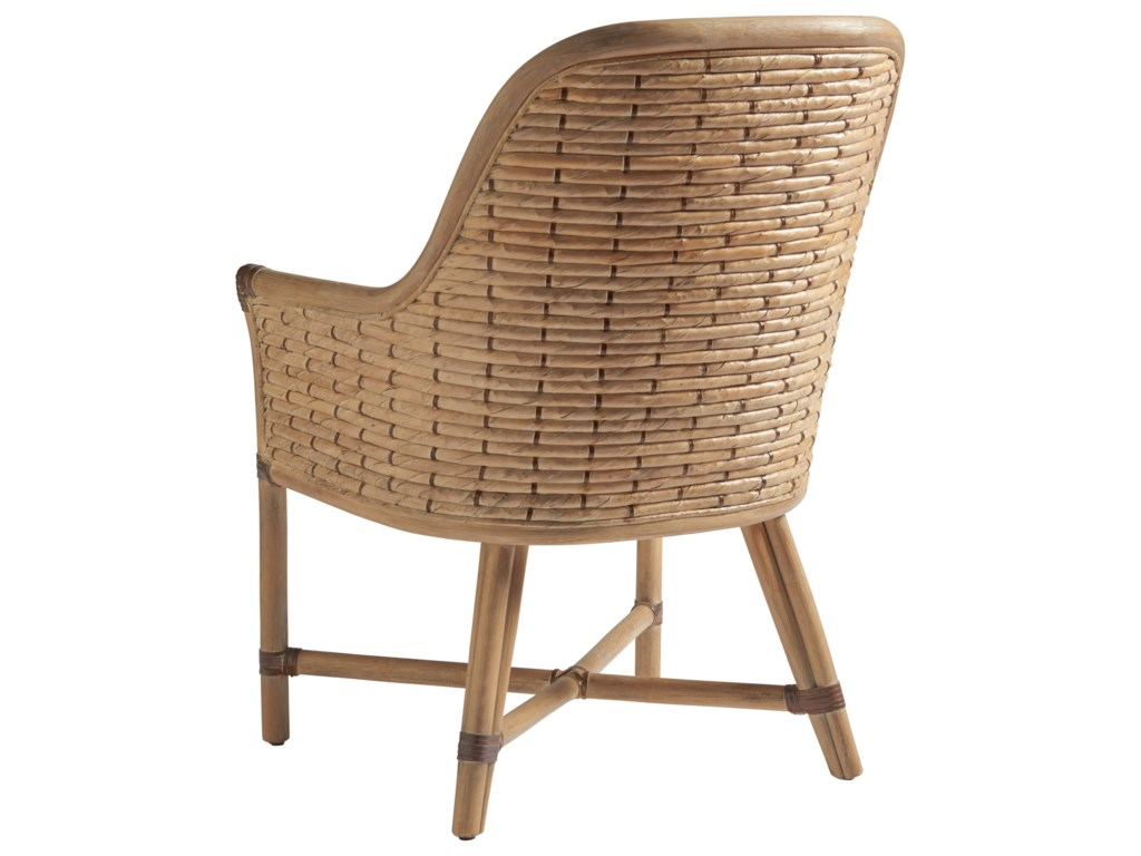 Tommy Bahama Home Los AltosKeeling Woven Arm Chair
