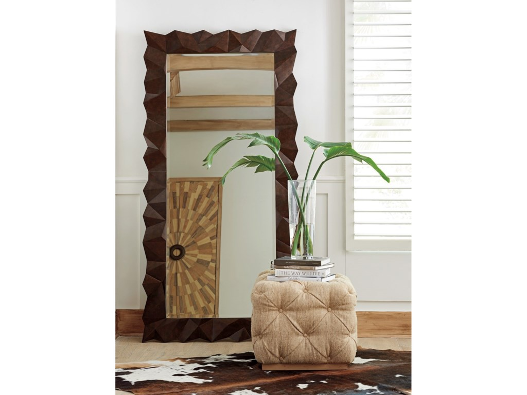 Tommy Bahama Home Los AltosAtherton Floor Mirror