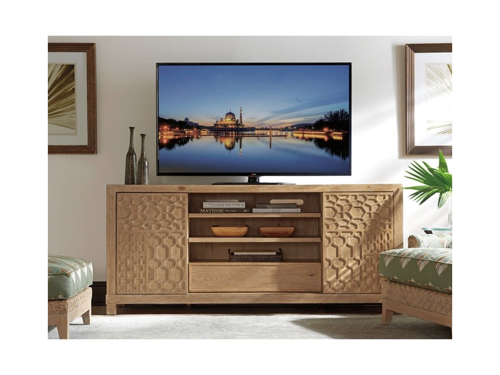 Tommy Bahama Home Los AltosMorocco Media Console