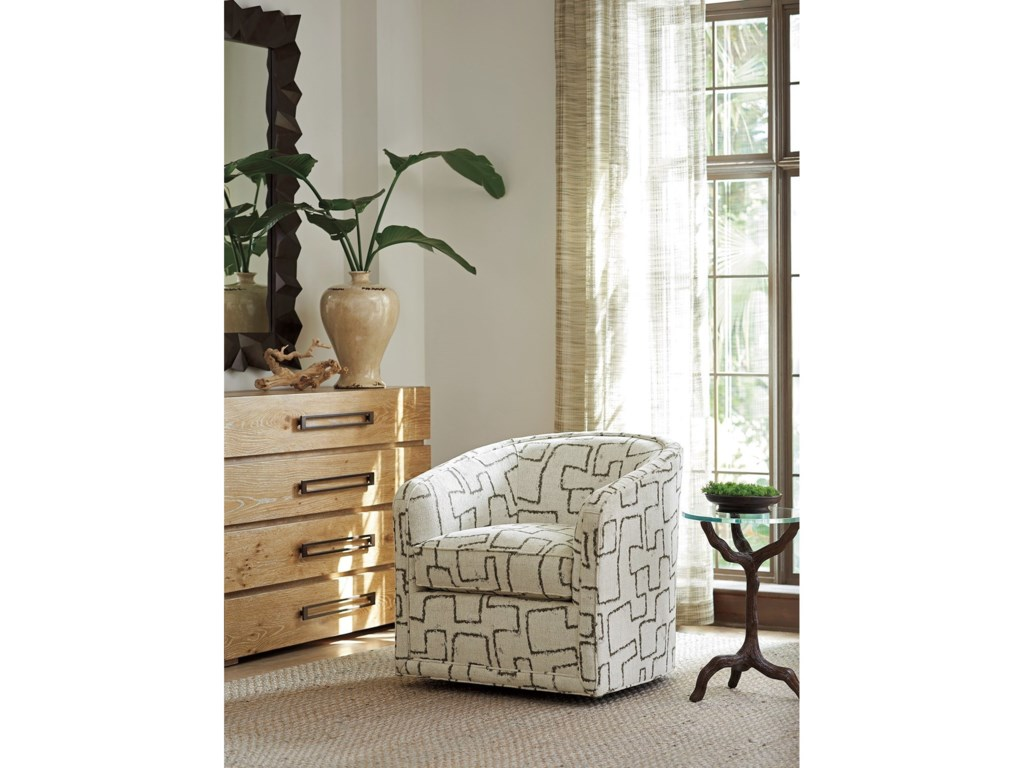 Tommy Bahama Home Los AltosTrieste Twig Accent Table