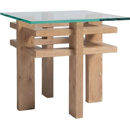 Calcutta End Table