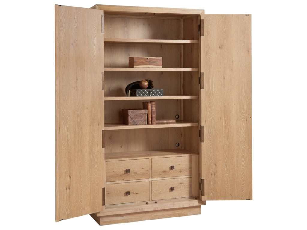 Tommy Bahama Home Los AltosPavillion Cabinet