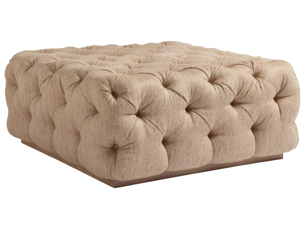 Tommy Bahama Home Los AltosLaurel Cocktail Ottoman