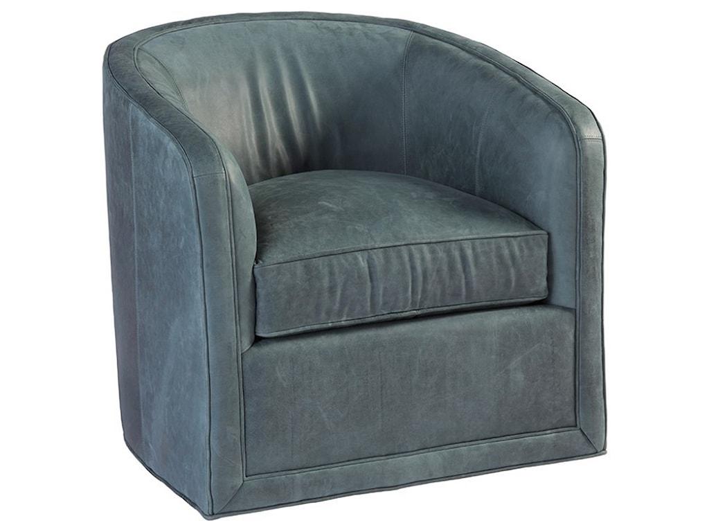 Tommy Bahama Home Los AltosColton Swivel Chair